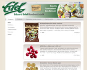 New Eduard Edel homepage now online