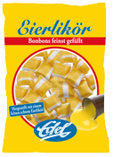 Eggenog candies from Edel now in a 125g consumer bag